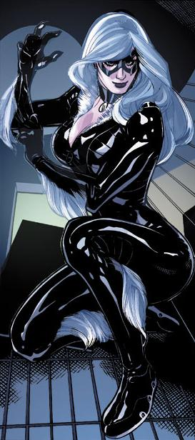 Black Cat Marvel Sex Parody Comic