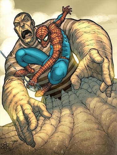Sandman - Marvel Untold: The Heroic Age